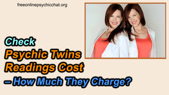 Psychic Twins Readings Cost