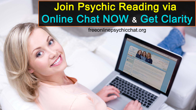 Psychic Reading via Online Chat